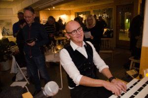 Nicklas Strandberg, organist